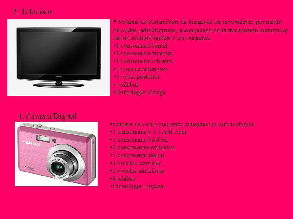 5.Ipod El nombre comercial para los reproductores de música / video portables.