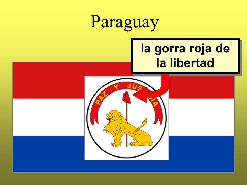 Paraguay la gorra roja de la libertad