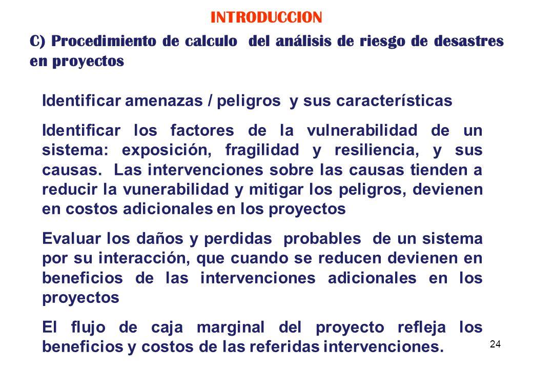 23 ANEXO SNIP 05 A El proyecto surge como una propuesta de solución a una problemática identificada en un proceso de planeamiento. La formulación del