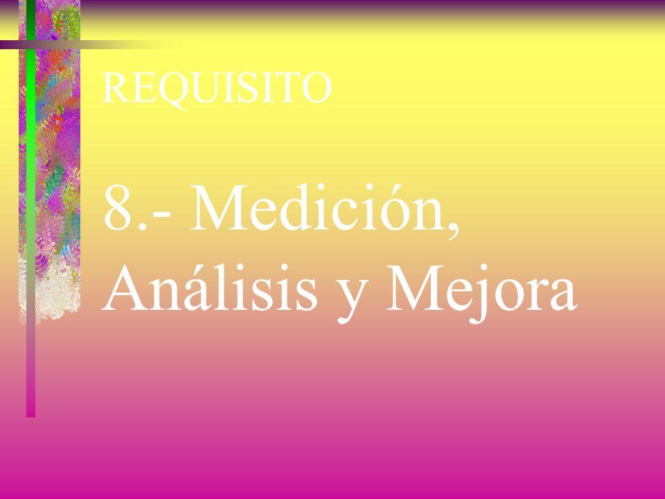REQUISITO 7.- Realización del Producto