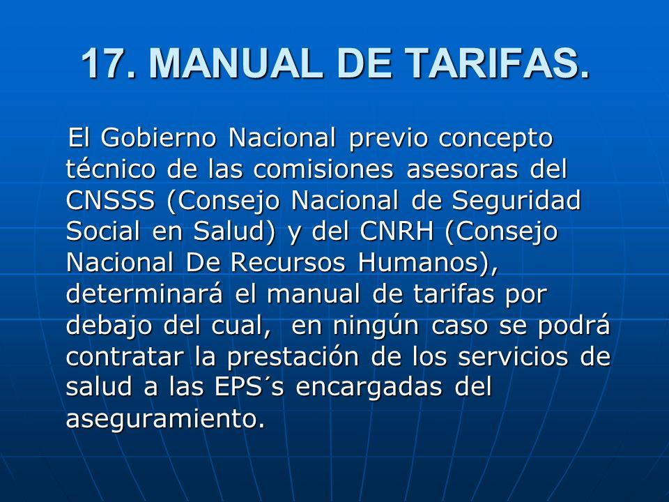 17.MANUAL DE TARIFAS.