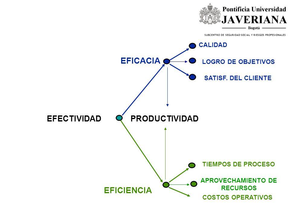 SUBCENTRO DE SEGURIDAD SOCIAL Y RIESGOS PROFESIONALES La Conferencia internacional de trabajo en 2003 enfatiza Enfoque de sistema Mejora continua de l