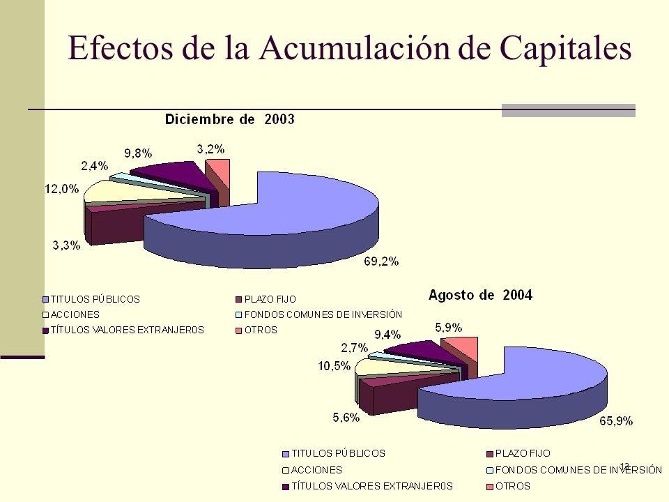 13 Efectos de la Acumulación de Capitales