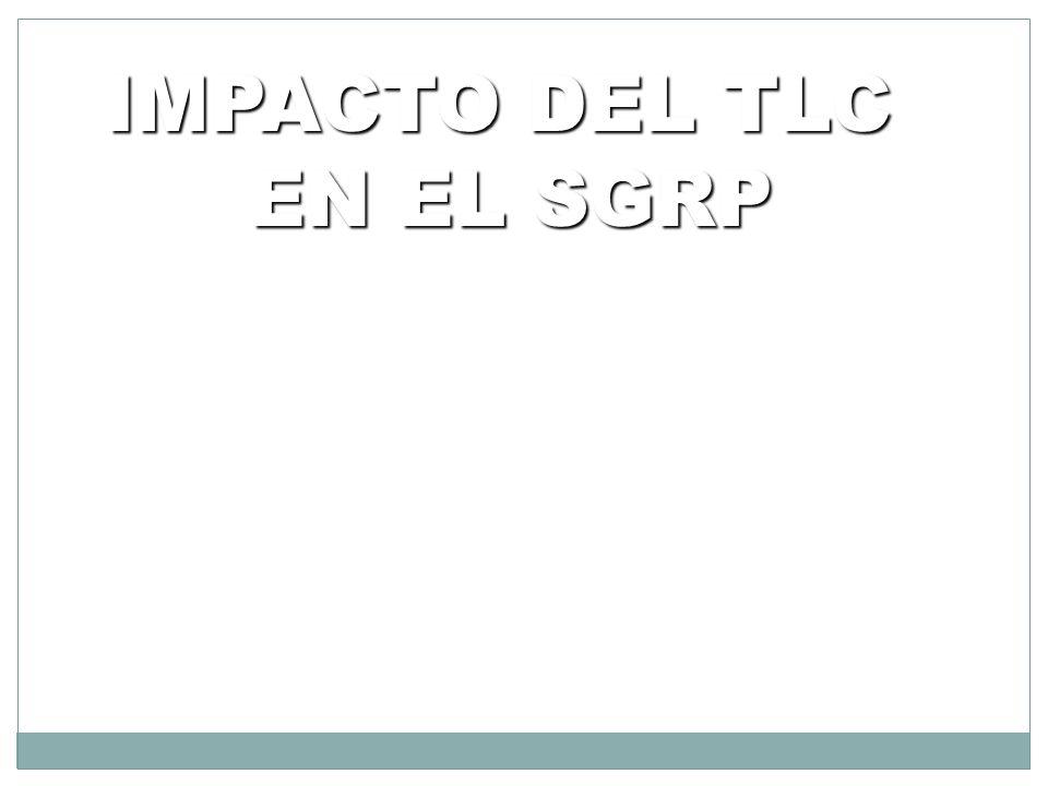 IMPACTO DEL TLC EN EL SGRP