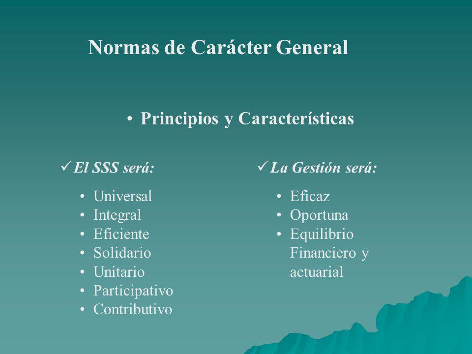 Objeto Garantizar atención integral al adulto mayor y otras categorías de personas.