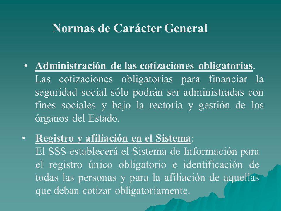 Régimen Prestacional de Servicios Sociales al Adulto Mayor y Otras Categorías de Personas (continuación) Integración y Coordinación.
