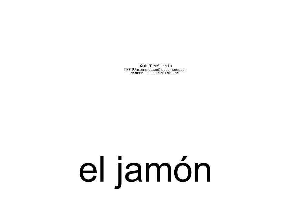 el jamón