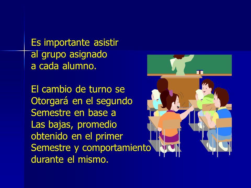 Para las materias paraescolares (Orientación Educativa, Educación Artística y Deporte) no hay examen de regularización, si se reprueba una de éstas, s