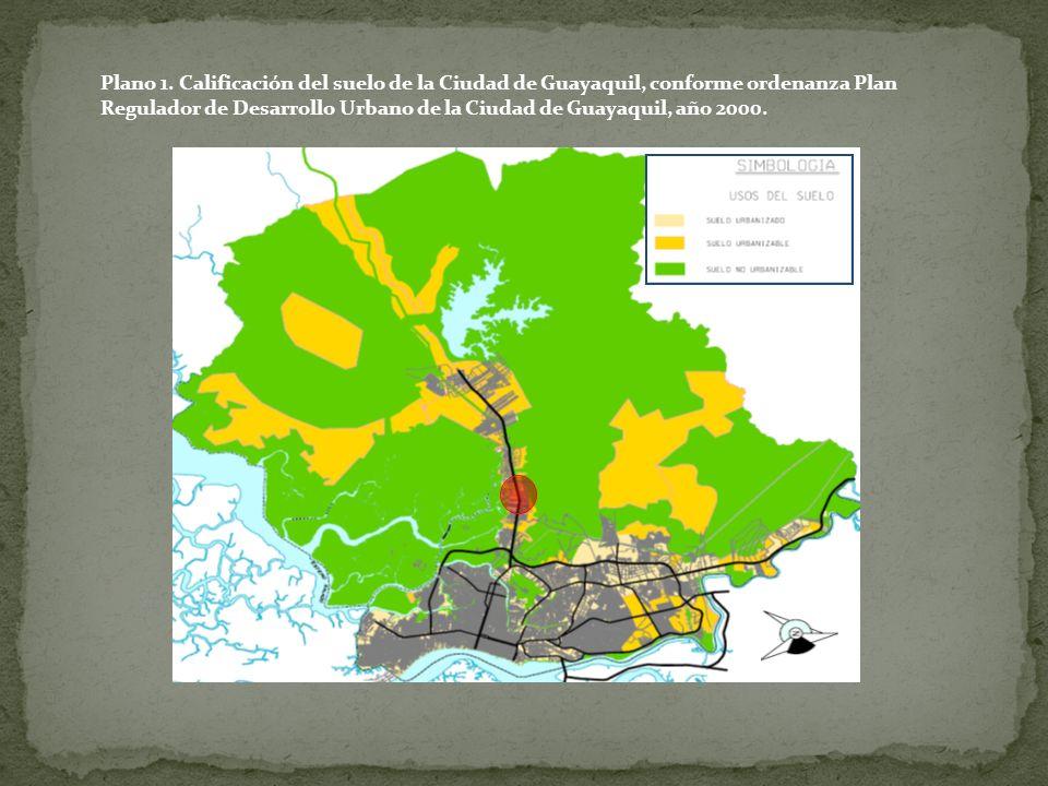El crecimiento poblacional de la ciudad de Guayaquil tanto en el área urbana y rural de Guayaquil; lleva a empresas privadas a desarrollar proyectos urbanísticos para viviendas en sectores alejados del centro poblacional.