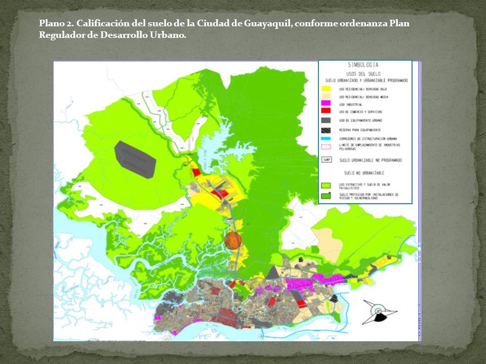 El área de influencia de la actividad de las canteras está comprendida por las urbanizaciones y poblaciones del sector de la vía a la Costa, de las cuales se muestran fotos.
