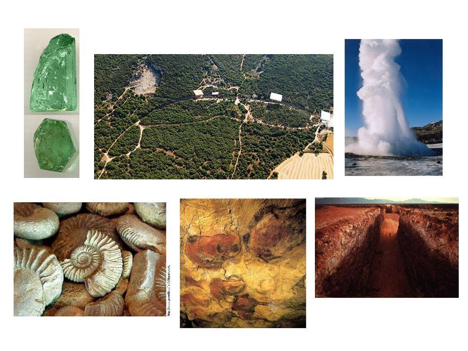 formaciones geológicas: condicionante geotécnico La formación geológica es un condicionante (positivo y negativo) geotécnico de primera magnitud.