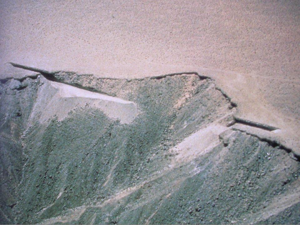 formaciones geológicas: recursos minerales La formación geológica puede constituir una reserva de recursos minerales de muy diversos tipos: energéticos, industriales, metálicos, materiales de construcción… Esos recursos pueden estar conocidos e investigados.