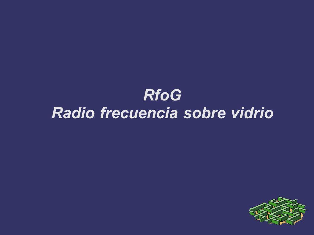 GPON Implementación con RFoG Mejoras Los operadores de cable también pueden implementar una arquitectura GPON, hoy la utilización de una vía de retorno RFoG para que puedan continuar aprovechando de los clientes existentes equipo terminal del abonado