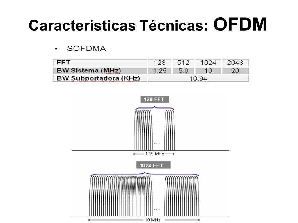 Compatibilidad entre 802.16-2004 y 802.16e Básicamente por la tecnología de acceso: En 802.16e el acceso se hace al mismo tiempo en conjuntos de subportadoras diferentes, mientras que en 802.16-2004 el acceso se hace en diferentes tiempos a todas las subportadoras.