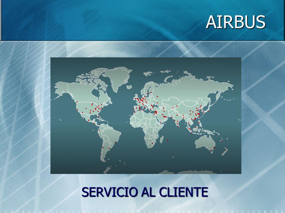 AIRBUS SERVICIO AL CLIENTE