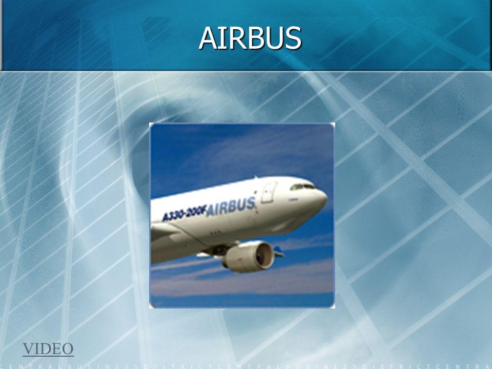 AIRBUS HISTORIA Creada el 29 de Mayo de 1969, a raíz del acuerdo entre el ministro de transporte francés Jean Chamant y el ministro de economía alemán Karl Schiller, mismo que tuvo lugar en Le Bourget airshow donde convinieron el lanzamiento del A300: el primer jet de pasajeros bi- motor.