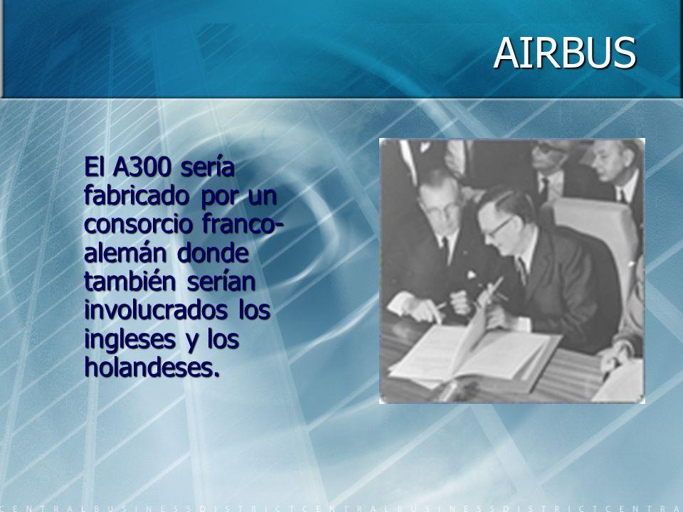 AIRBUS PRONOSTICO DE NEGOCIO