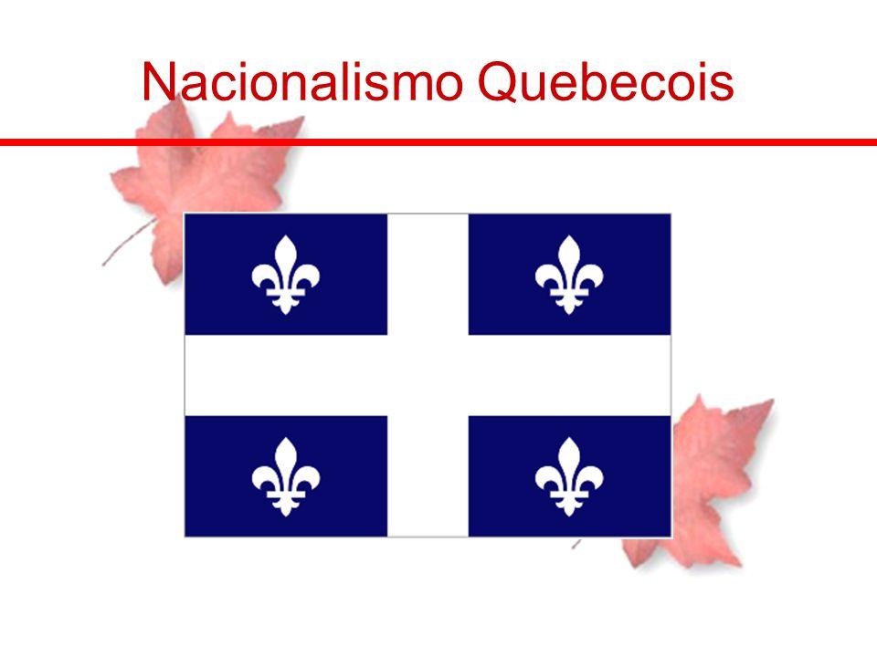 Nacionalismo Quebecois