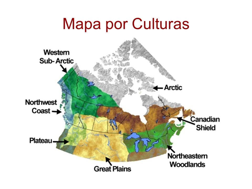 Mapa por Culturas