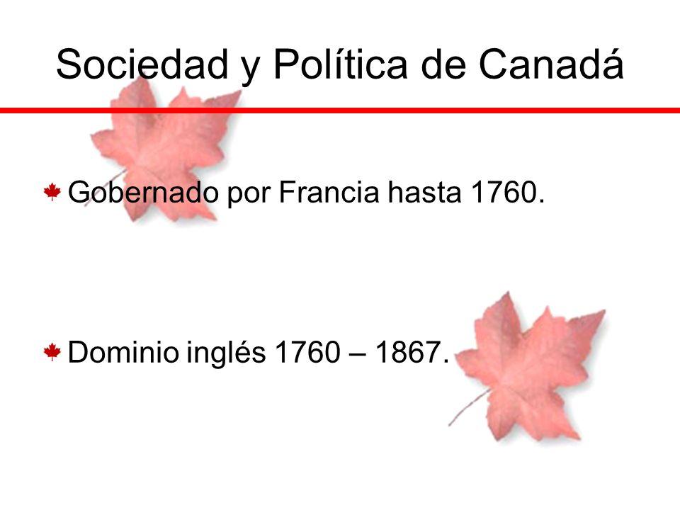 Economía Las exportaciones comprenden el 30% del GDP de Canadá.