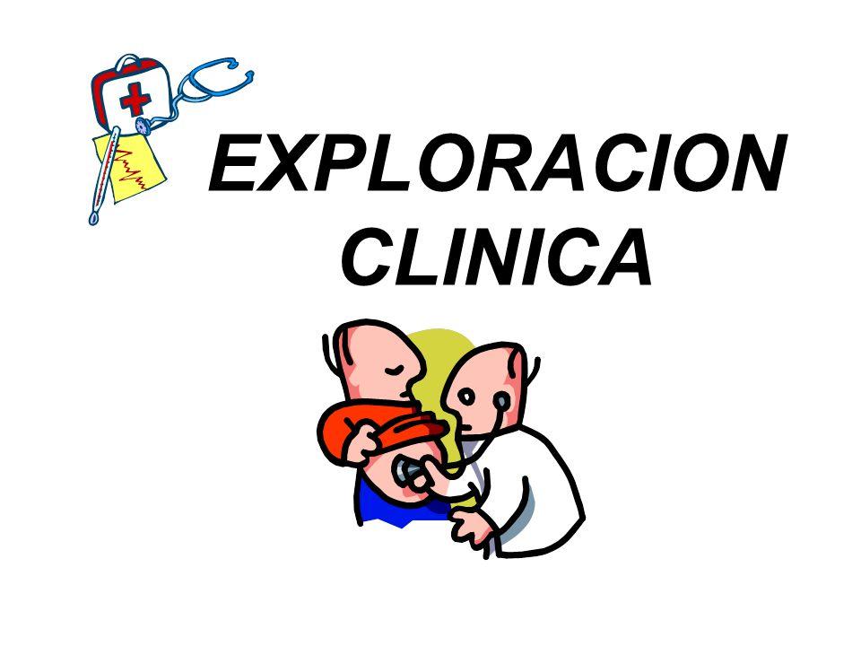 EXPLORACION CLINICA