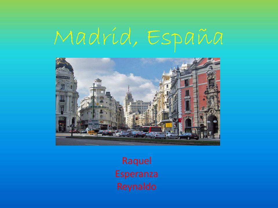 Madrid, España Raquel Esperanza Reynaldo