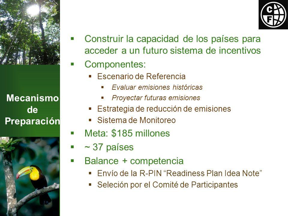 Mecanismo de Financ.