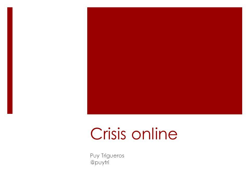 Crisis online Puy Trigueros @puytri