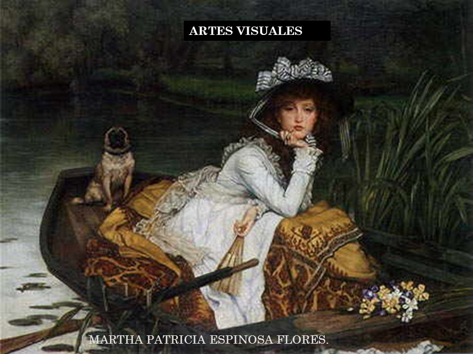 M ARTHA PATRICIA ESPINOSA FLORES ARTES VISUALES. ARTES VISUALES MARTHA PATRICIA ESPINOSA FLORES.