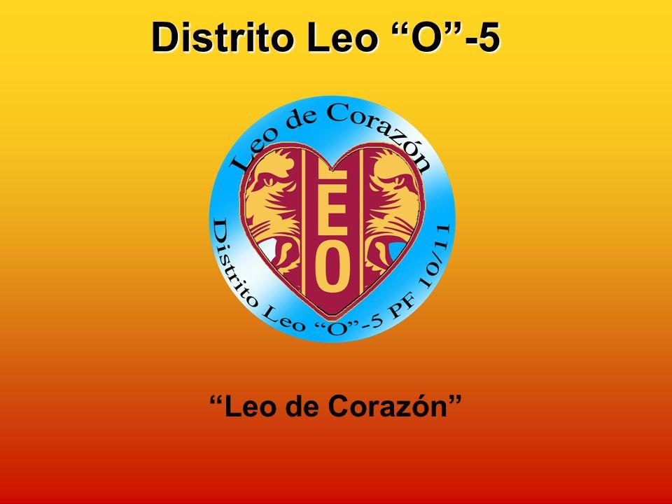 ¡Muchas gracias! Informe 2ª Reunión de CDMLO Distrito Leo O-5