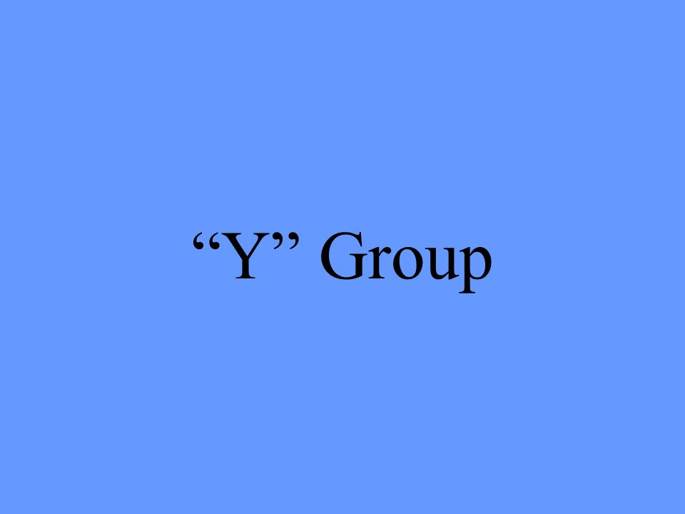 Y Group Characteristics Verbs that end in –er or –ir Verbs with a double vowel combination such as : ee- leer, ae- caer, oi- oír ui- construir, distribuir, changes only in 3 rd person singular and plural Replace the i with a y (ex.