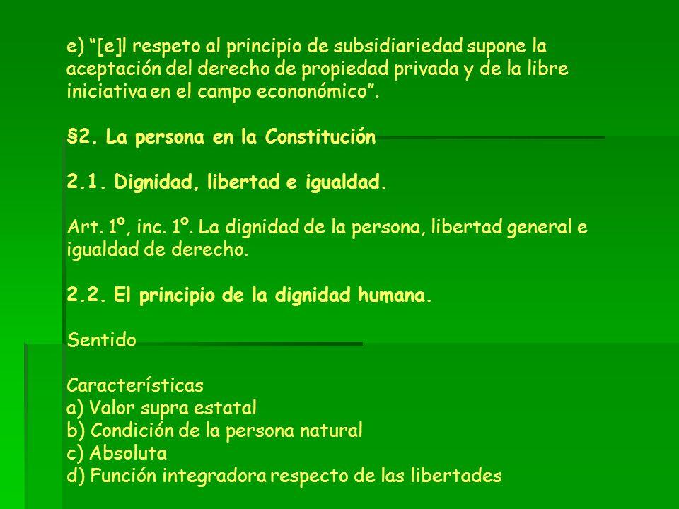 2.3.Concepción de la familia ¿Existe un concepto constitucional de familia.