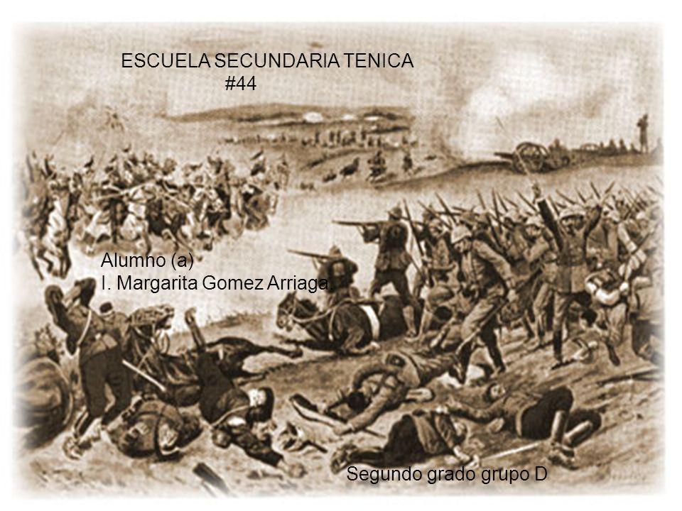 ESCUELA SECUNDARIA TENICA #44 Alumno (a) I. Margarita Gomez Arriaga. Segundo grado grupo D