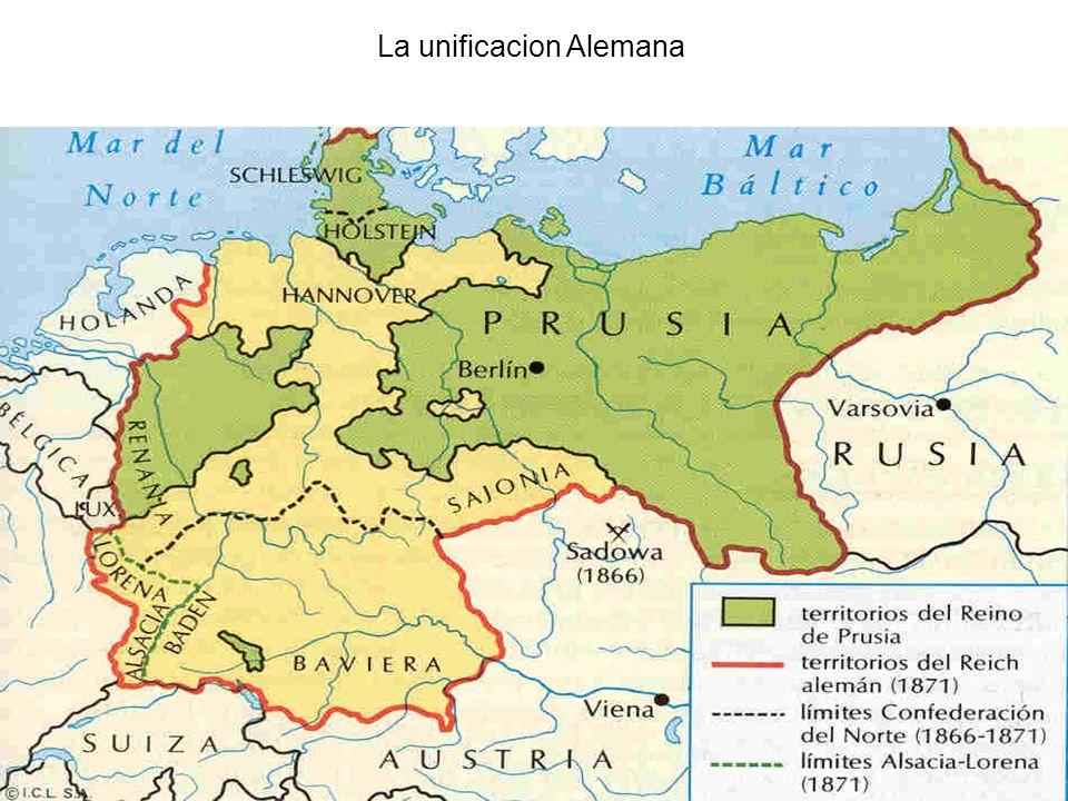 La unificacion Alemana
