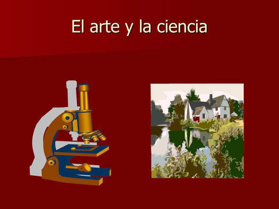 El arte y la ciencia