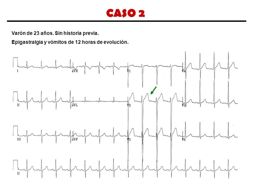 CASO 2 PATRÓN NORMAL (MASCULINO)