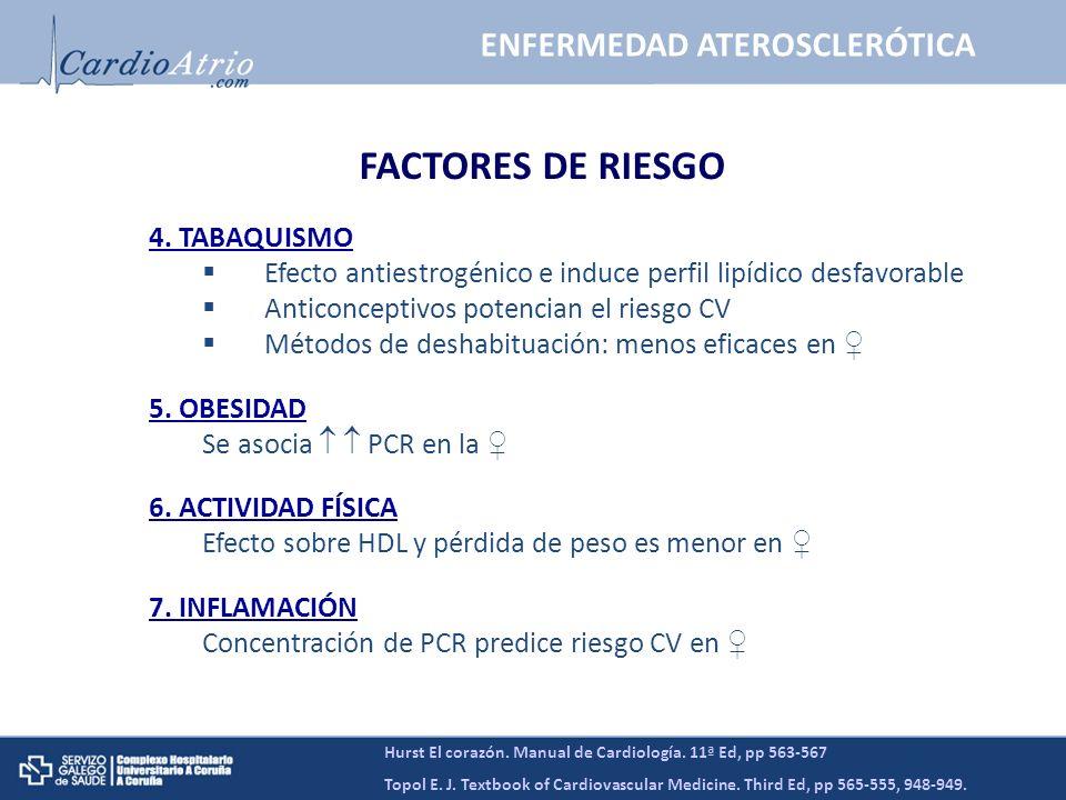 ESTROGENOS: HDL-c LDL-c Triglicéridos N Engl J Med 2003;349:523-34.