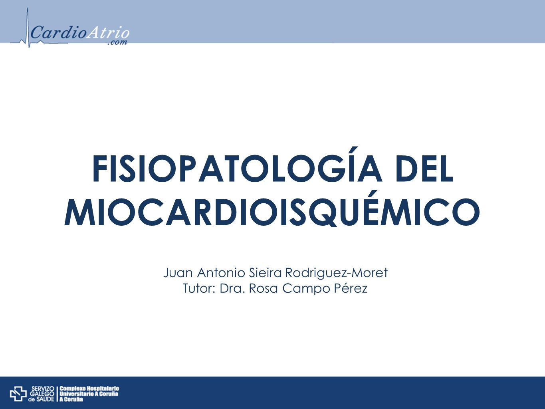 Introducción Mecanismos fisiológicos de adaptación al insulto isquémico – Precondicionamiento – Aturdimiento – Hibernación – Desarrollo de colaterales Daño por reperfusión