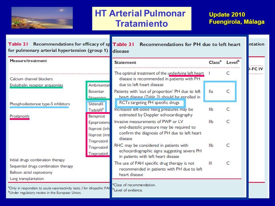 Update 2010 Fuengirola, Málaga PROTECT Trial : Rolofillyne en IC aguda y disfunción renal