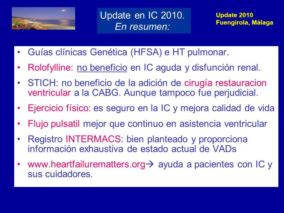Update 2010 Fuengirola, Málaga Muchas gracias por su atención!!
