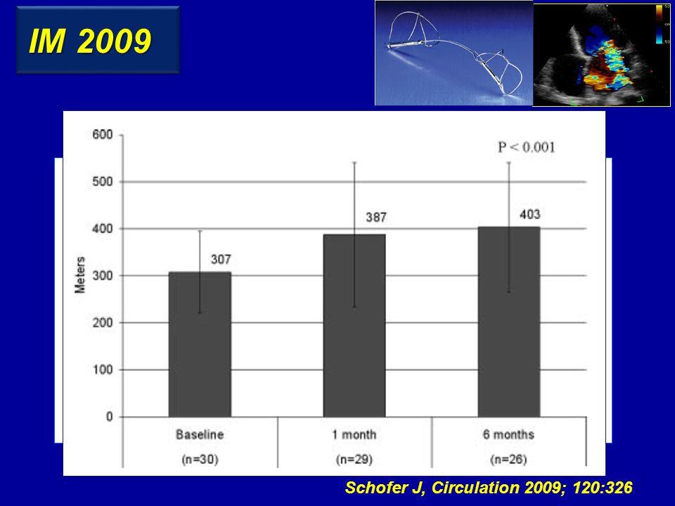 Update 2010 Fuengirola, Málaga Schofer J, Circulation 2009; 120:326 IM 2009 IM 2009