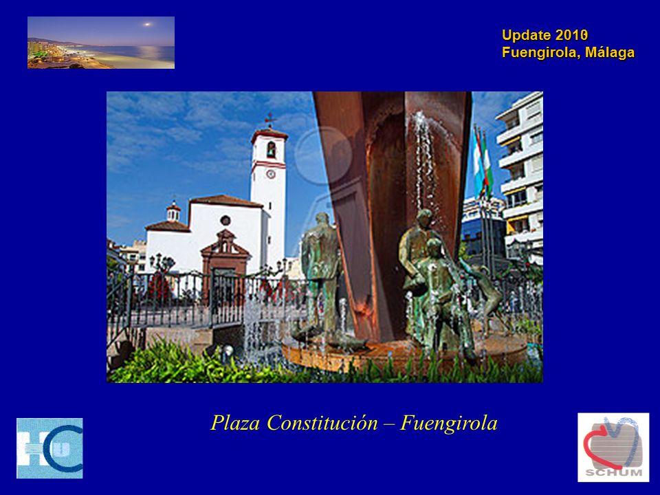 Update 2013 Fuengirola, Málaga Update 2010 Fuengirola, Málaga Plaza Constitución – Fuengirola
