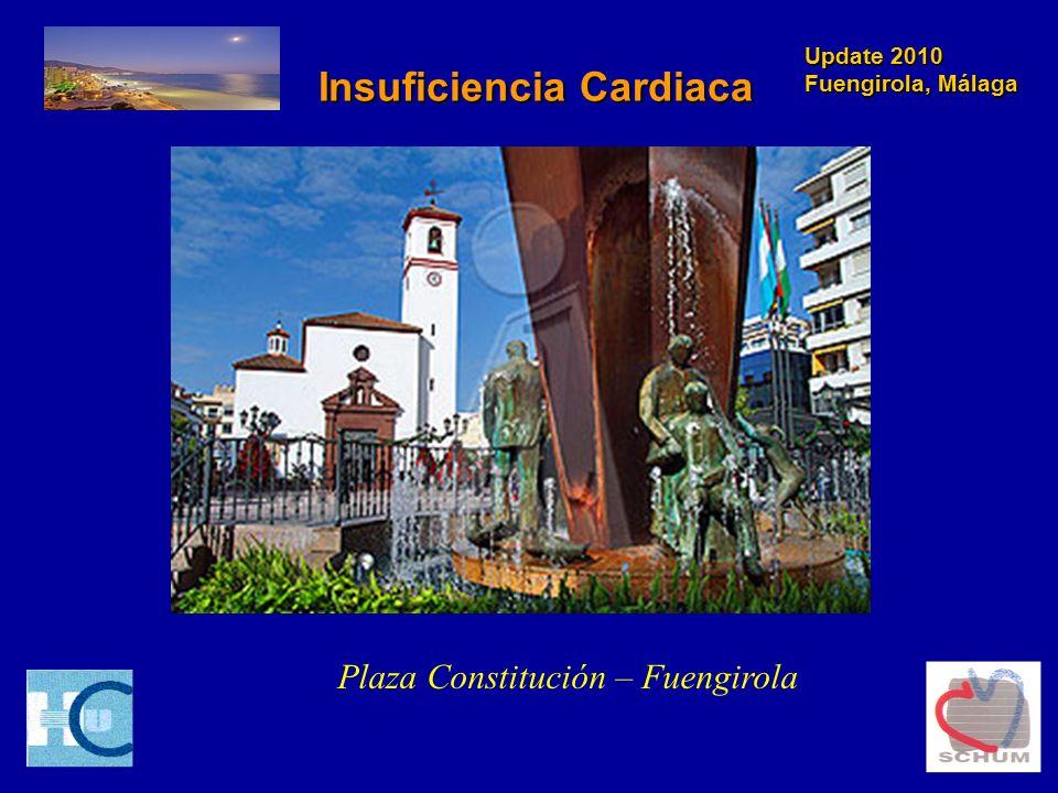Update 2010 Fuengirola, Málaga Update 2010 Fuengirola, Málaga Insuficiencia Cardiaca Insuficiencia Cardiaca Plaza Constitución – Fuengirola
