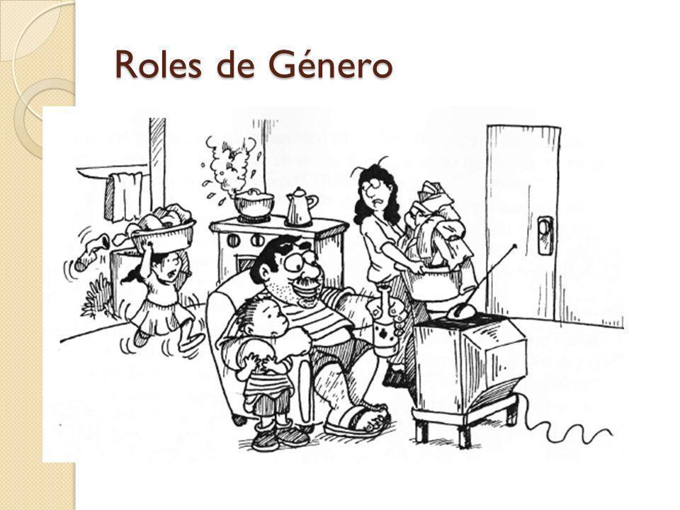 Mujeres y hombres deben comportarse según la lógica de genero y los modelos establecidos por la sociedad.