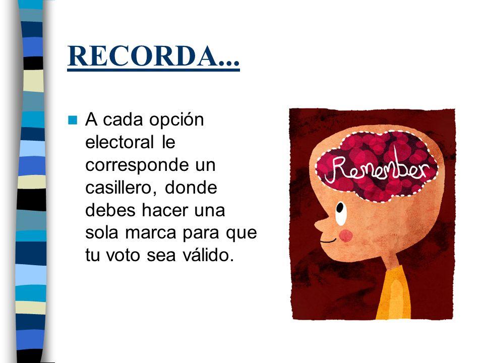 RECORDA...