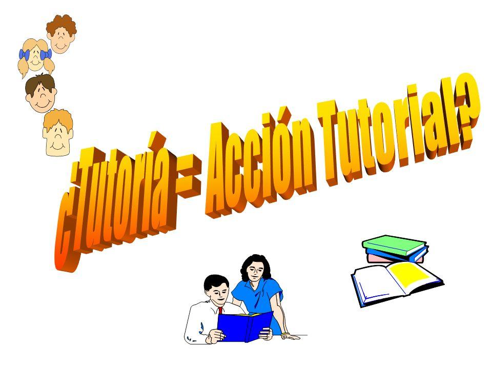 Es la acción orientadora sobre un grupo de alumnos que lleva a cabo un tutor/a y el resto de profesores que incide en el grupo.