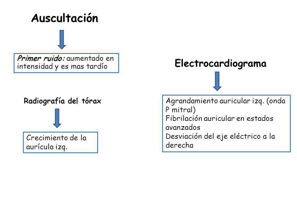 mecanismos 1.Disminución del flujo coronario 2.