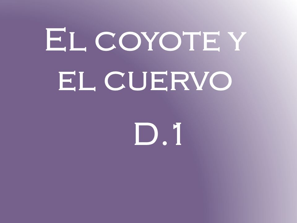 D.1 estructuras le gusta he/she LIKES puede he/she can or is able to