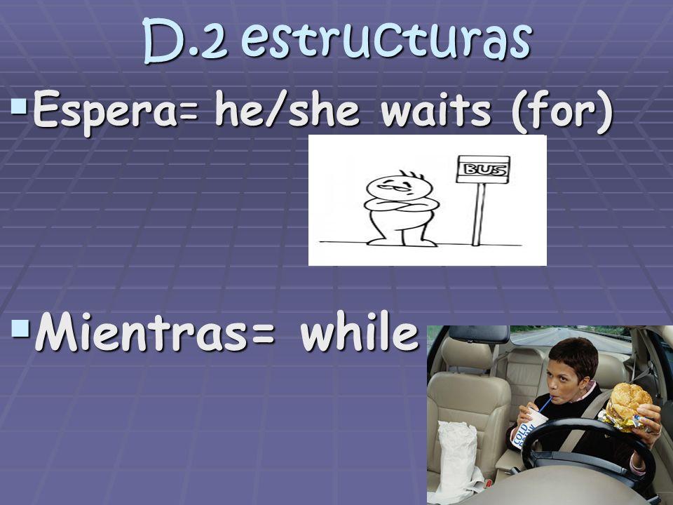 PQA personalized question and answer ¿ESPERAS… ¿ESPERAS… 1.