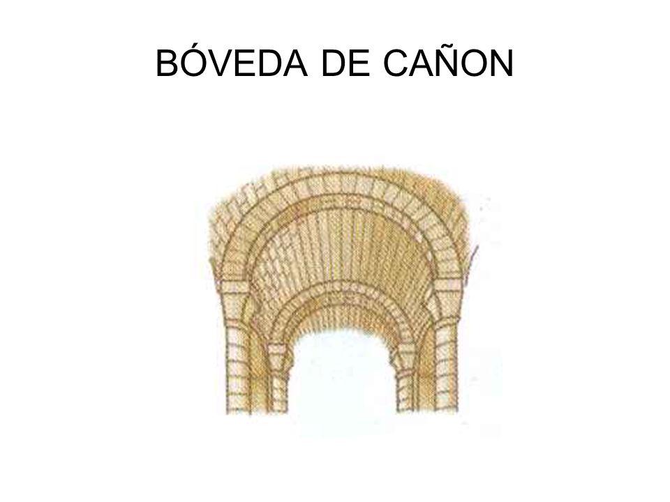 BÓVEDA DE ARISTA